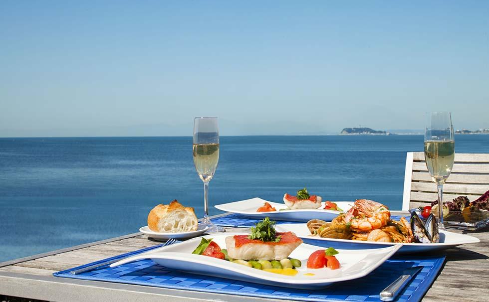 Restaurante AO Zushi Marina-Spring Season-