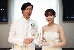 Mr. Tokuyama and Mr. Kamei