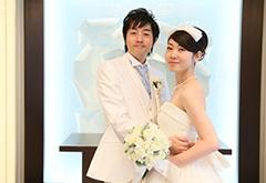 Kisho Imaoka and Moe Yazaki