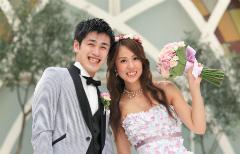 Shigeru Fujitsuna and Yuki Yoshimoto