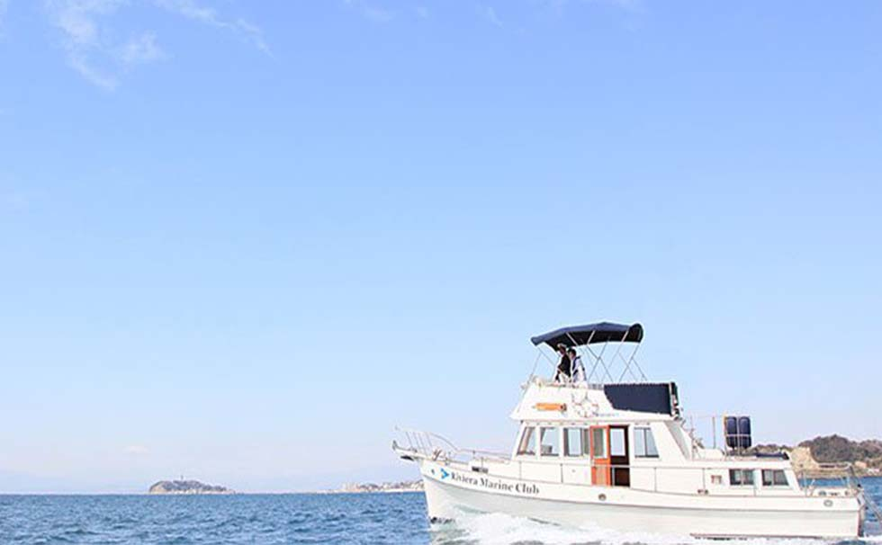 Restaurante AO Zushi Marina-Chartered Cruising Proposal Plan-