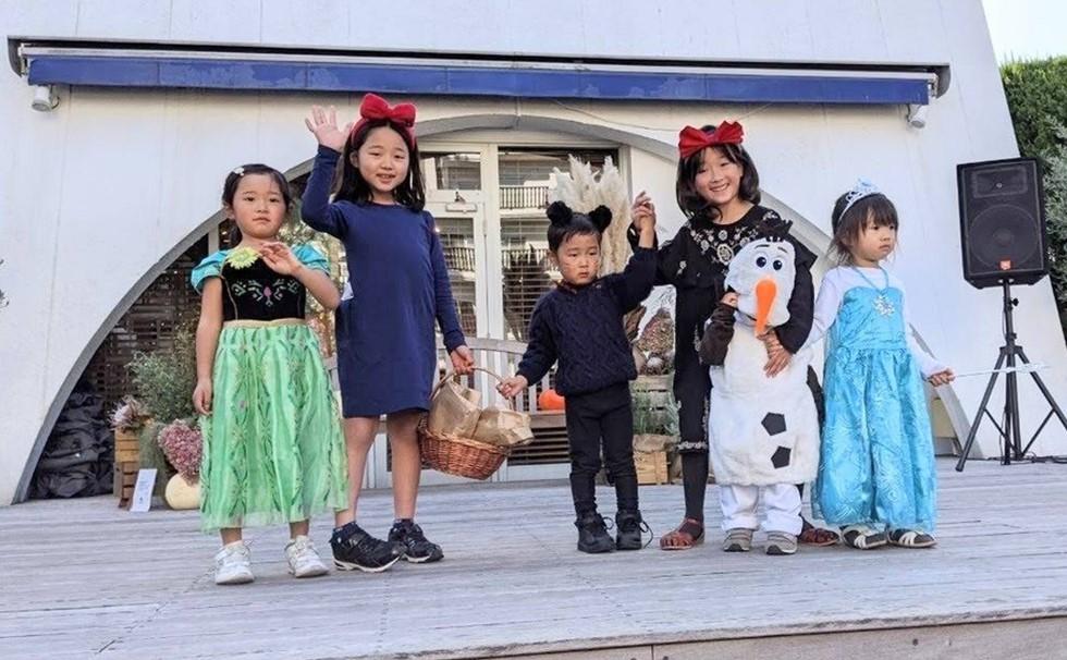 Riviera Zushi Marina Halloween Fashion Show 2021