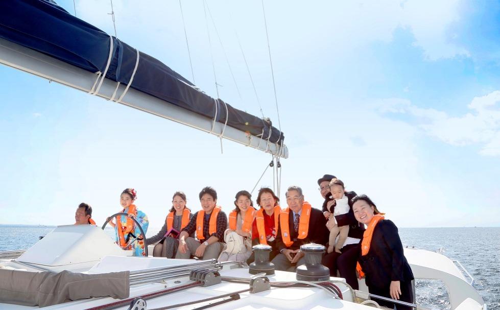 Shichigosan celebration plan cruising 11/15 Sun. One day only