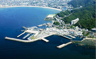 Hayama Port (Kanagawa Prefecture designated management)