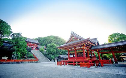Tsuruoka Hachimangu Shrine