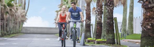 CYCLING & WALKING