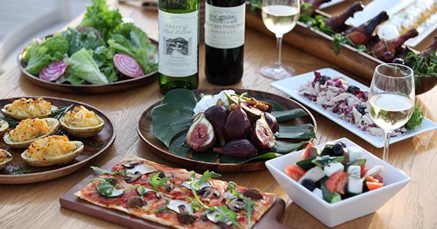 Seasonal creative cuisine that welcomes important customers