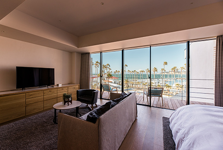 Marina View Suite