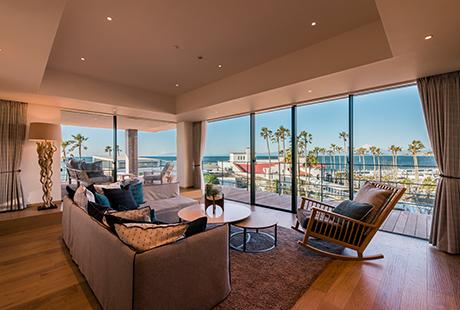 The Malibu Suite