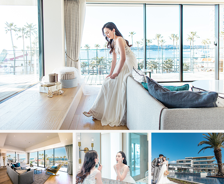 Marina Photo Wedding Plan