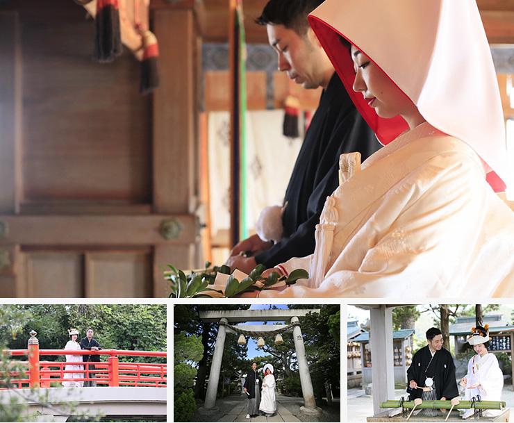 Kimono location shooting plan