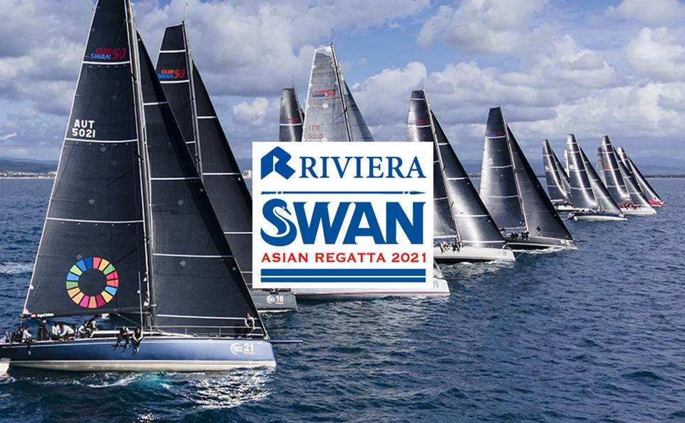Riviera Swan Asian Regatta 2021