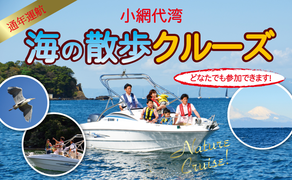 `` Sea walk cruise '' over Koajiro Bay and Koajiro Forest