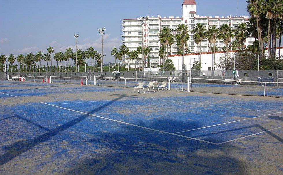 Tennis futsal