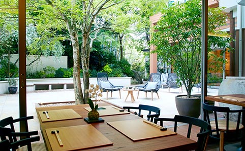レストラン リビエラ東京