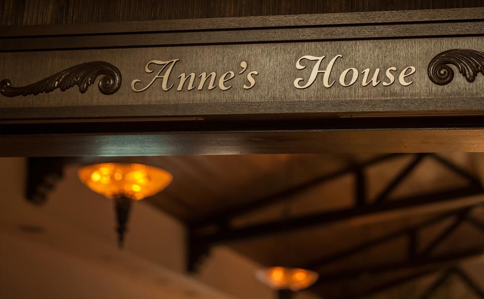 ANNE'S HOUS