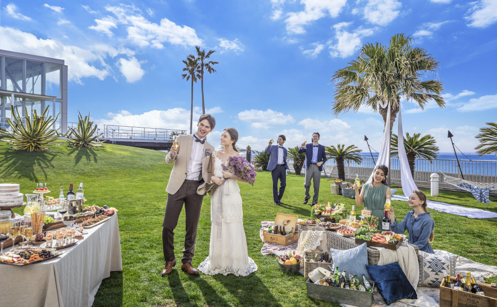 [Weekday wedding only] 1 group per day charter plan