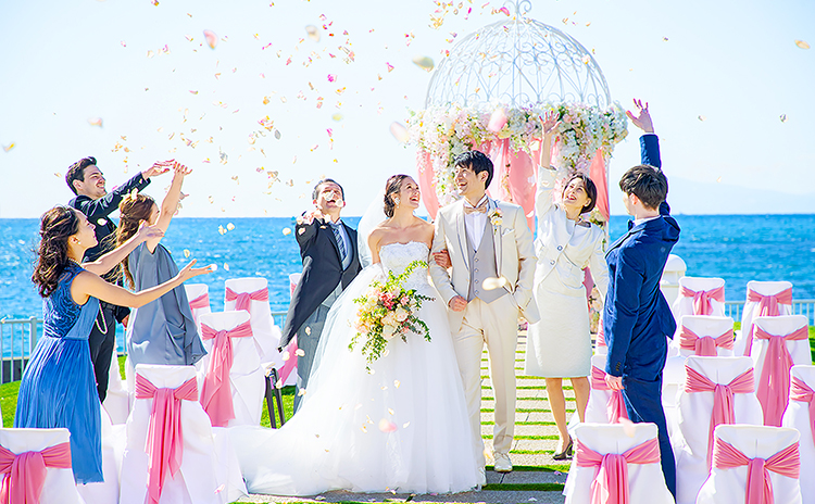 [Weekday ceremony limited] 1 set per day Private Plan